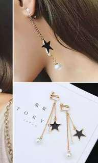 Star Korean Earrings