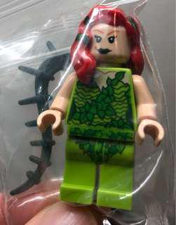 Lego 6860 10937 poison ivy with vine