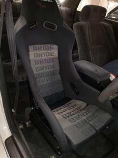 Bride low max full bucket seat for Toyota JZX90 JZX100