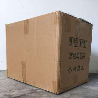 Big Carton Box * House moving * Office moving * packing * movers*