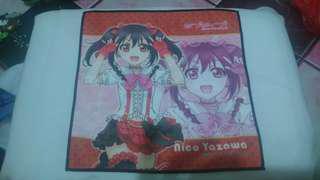 Nico Yazawa handkerchief