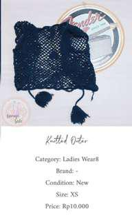 Knitted Outer #prelovedwithlove