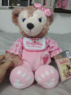 香港迪士尼限定 shelliemay My Disney Bear