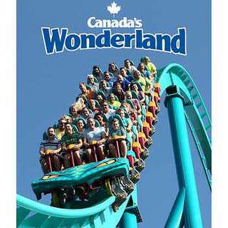 Canada Wonderland Tickets