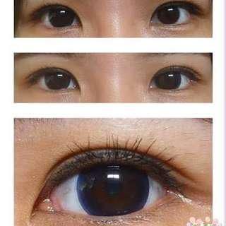 SOFTLENS X2 baby blue (no minus)