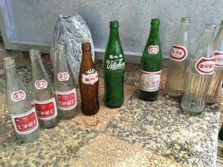 🚚 古早汽水瓶