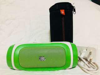 JBL Charge Bluetooth Speaker - Green (NEGOTIABLE)