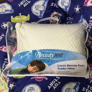 美國席夢思Luxury兒童記憶枕頭