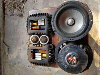 Mohawk Set Speaker