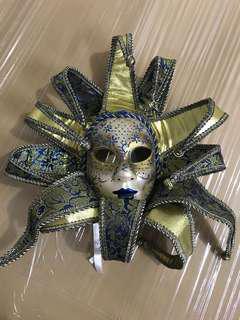 Topeng mardigras venetian