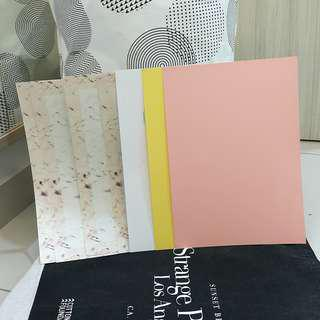 A4 Cover Paper / Hard Paper [RM1 FOR ALL]