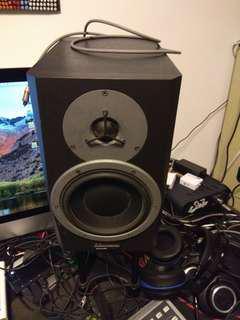 Dynaudio BM5a studio monitors