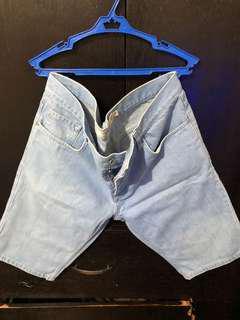 Topman Denim Shorts