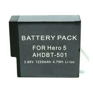 Baterai For GoPro Hero 5 Black