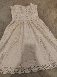 Talula Debutante Lace Dress