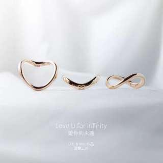 Love you for infinity