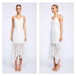 BRAND NEW SHONA JOY handkerchief dress