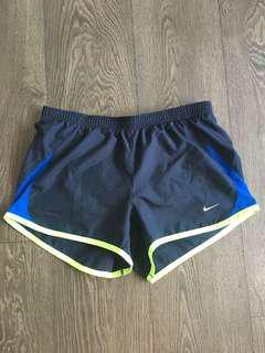 Nike Navy Shorts Size Small