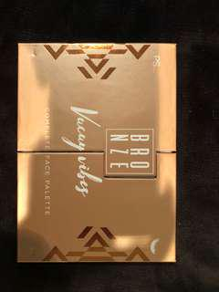 Bronze Vacay Vibes Face Palette