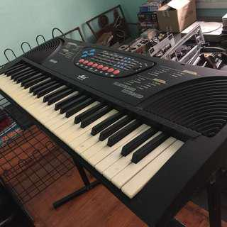 Miles Electronic Musical Keyboard with Stand