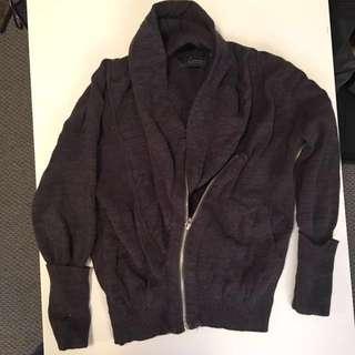 REDUCED | LINE Full Zip Modern Sweatshirt CS
