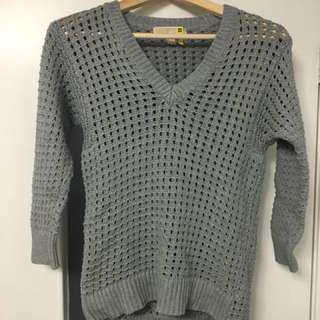 REDUCED | Michael Kors 3/4 Knit Sweater XS