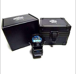 Stussy 30 Anniversary x Casio G-SHOCK limited edition