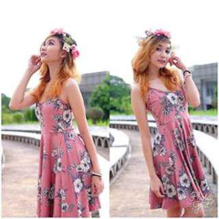 Maxine Floral Dress