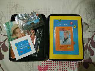 [LOOSE ITEM/READY STOCK] 2018 BTS SUMMER PACKAGE
