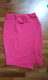 Temt skirt pink