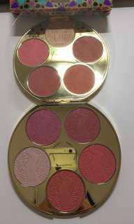Limited edition blush bazaar