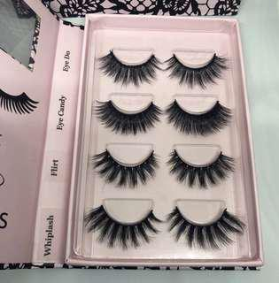 FabuLASH eyelash book set