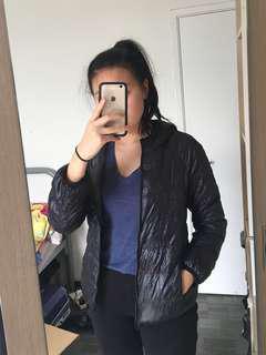 Uniqlo Light duck down jacket (L)