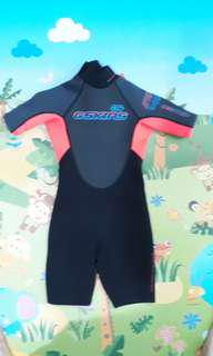 C-SKINS GIRL WETSUIT AGE 5