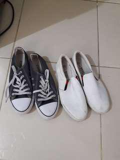 Converse & white Topsider Take All!