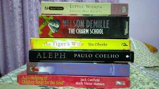 Lisa Kleypas, Little Women, The Tiger's Wife, Nelson Demille #OCT10