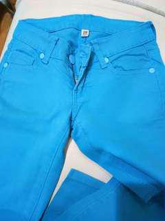 Zara basic kw jegging blue