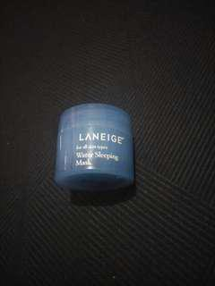 LANEIGE WATER SLEEPING MASK FOR ALL SKIN TYPES