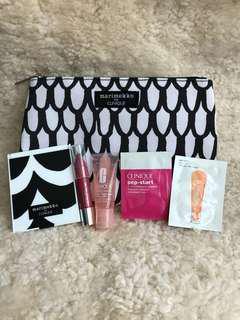 marimekko for CLINIQUE makeup & skincare set
