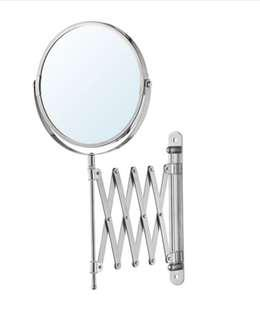 Extendable IKEA wall mirror