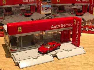 Tomica Ferrari Showroom 法拉利陳列室