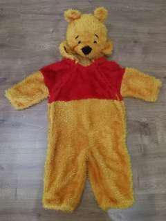 Pooh Bear DISNEY costume