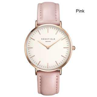 Fashion simple watch free postage