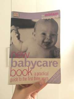 New Baby Care Book