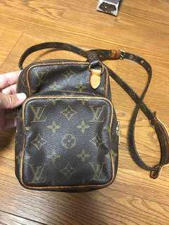 Authentic vintage LV sling bag