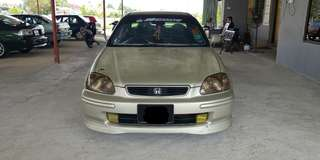 HONDA CIVIC EJ MANUAL