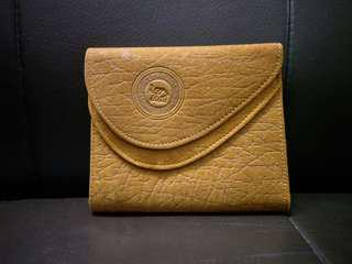 Elephant Genuine Leather Mustard Coloured Wallet #MidSep50