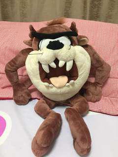 Taz stuffed toy
