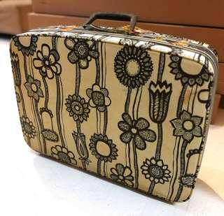 Vintage Original Samsonite Luggage Bag Well Kept Collectible