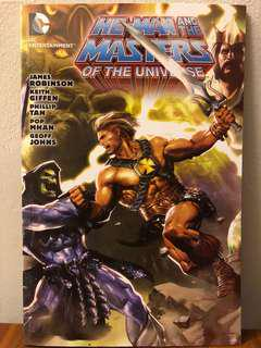 He-Man and the Masters of the Universe Vol 1 graphic novel